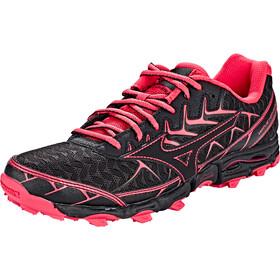 Mizuno Wave Hayate 4 Running Shoes Women pink black 59b76e141ae19